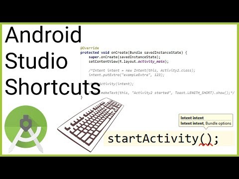 5 More Helpful Android Studio Shortcuts
