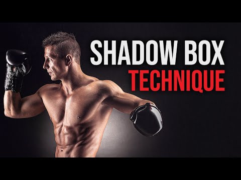Learn How to Shadow Box - Shadow Box technique