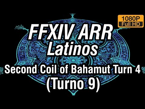 FFXIV - T9 guide / Guía en español de SCoB T4 (T9) ★ FC: Latinos (LATIN)