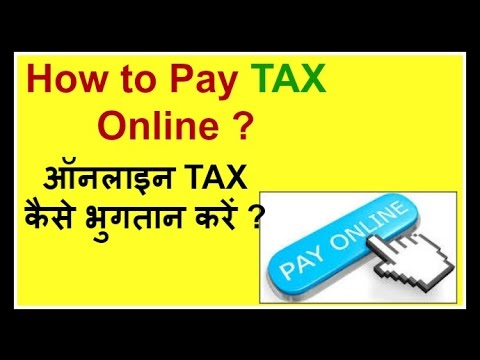 How to pay income tax online India / online tax payment through net banking (challan 280) from home
