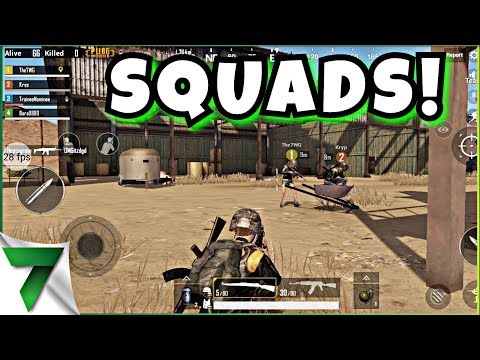 SUBSCRIBER SQUAD NIGHT! WE ARE BACK!!   PUBG MOBILE