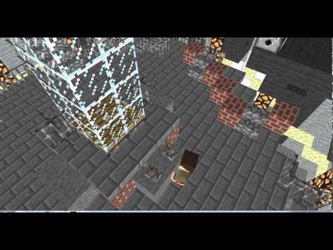 Funny TARDIS 10th Doc (A Minecraft Animation)