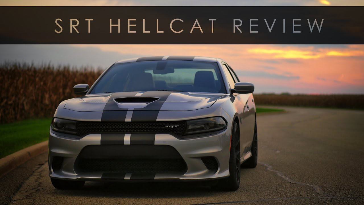 Review   2016 Dodge Charger SRT Hellcat   Brutality