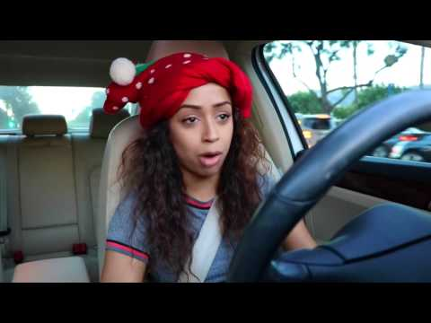DRIVING WITH LIZA HOLIDAY EDITION +