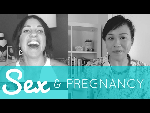 How to save your sex-life during pregnancy - Expert Tips from Hilary Silver