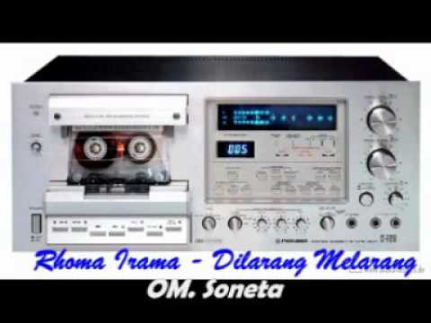Download [ OM SONETA ]  Rhoma Irama  - Dilarang Melarang MP3 Gratis