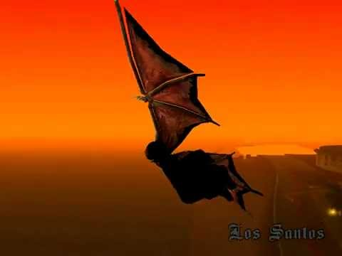 gta sa demon wings