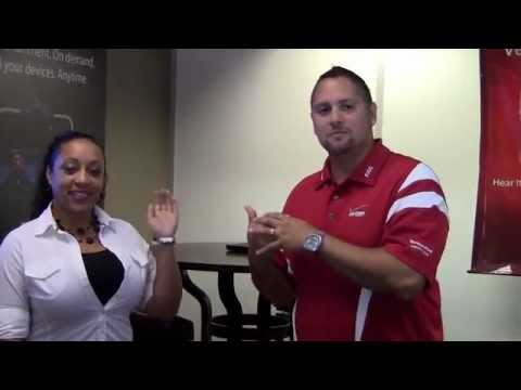Faces of FiOS Demo Video - What's Hot on FiOS