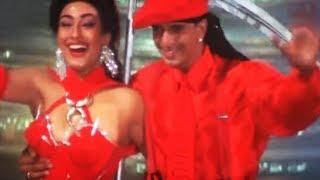Javed Jaffery, Rituparna Sengupta | Dekha Tujhe To Dil Gane Laga | Teesra Kaun | Dance Song