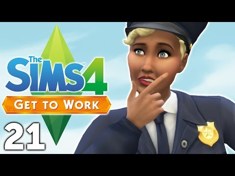 Let's Play The Sims 4 Get to Work - Part 21 - A New Case!