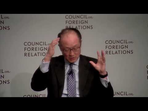 Clip: Jim Yong Kim on the Power of Private Sector Capital