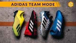 adidas Team Mode · EL PACK MÁS IMPORTANTE DEL AÑO