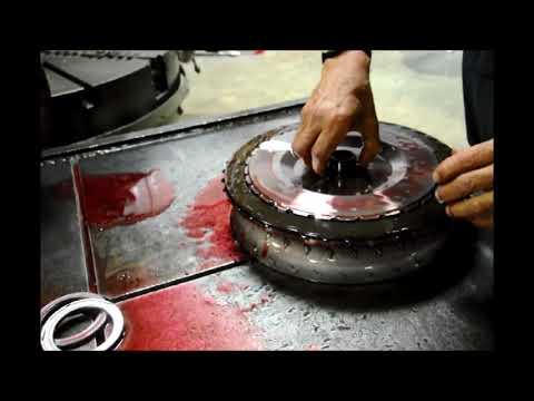 Goerend Torque Converter Cut & Clean Procedure