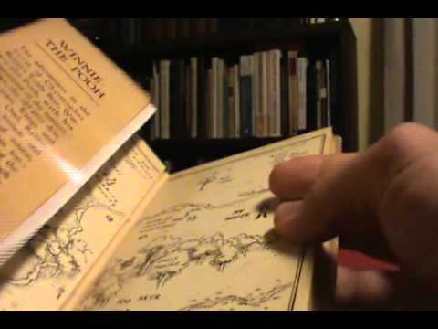 Winnie the Pooh: How to identify first edition of the book: Browsers' Bookstore & WikiEdition.com
