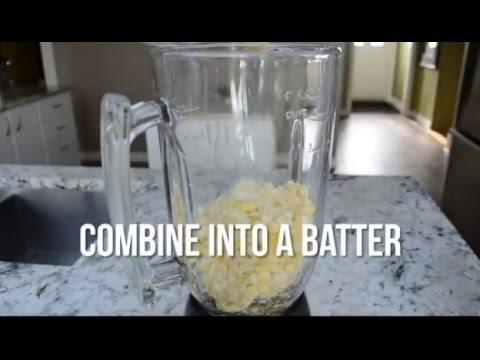 How to make Venezuelan Cachapas - Full recipe in description