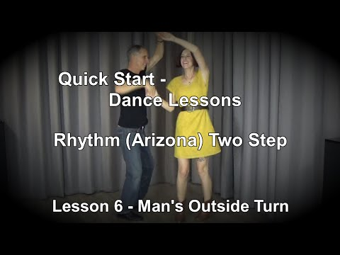 Quick Start Dance Lesson 6 -