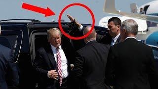 #x202b;5 مواقف محرجة واجهها جهاز الحماية الرئاسي الأمريكي !!#x202c;lrm;