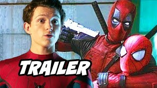 Download Spider-Man Far From Home Trailer and Deadpool Avengers News Breakdown Video