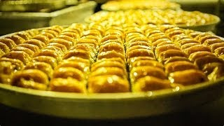 Baklava: Behind the Scenes at the Original Factory