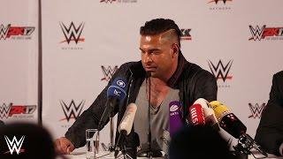 Tim Wiese bei WWE LIVE in Frankfurt: Highlights, 02. November 2016