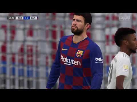 LlCraig88ll FC Bayern München vs TarikAhm007 FC Barcelona 4-5