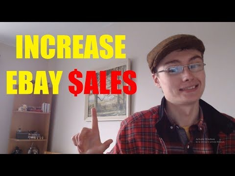 10 Tips To Help You Increase Your eBay Sales