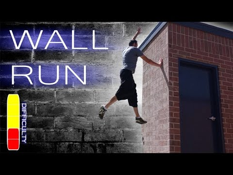How To WALL RUN - Parkour Tutorial