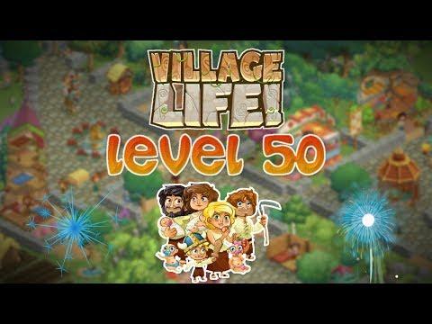 Village Life S3 Ep1 - Level 50 finally!