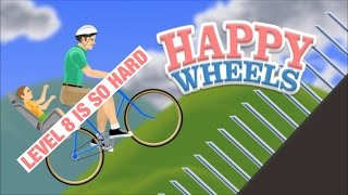 Happy Wheels gameplay: episode 1 i can