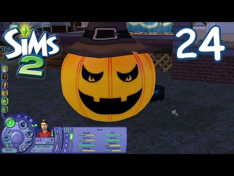The Sims 2 Part 24 - Happy Halloween