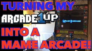 Mini Arcade Cabinet Kit for 22 Monitor GameRoomSolutions com