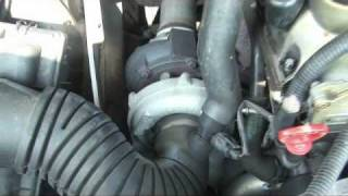 Mercedes Sprinter Wont Rev Above 3000 RPM Fault Code P1470 - PakVim