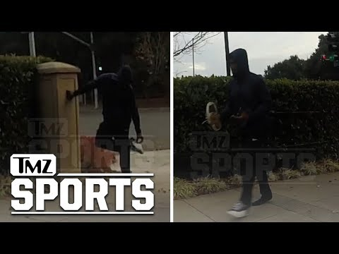 Myles Jack Steps In Dog Poop, Craps His Jordans | TMZ Sports