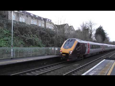 XC 220008 with  plymouth to Edinburgh service