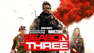 Modern Warfare: Season THREE Officially Announced (ALEX LIVES!)
