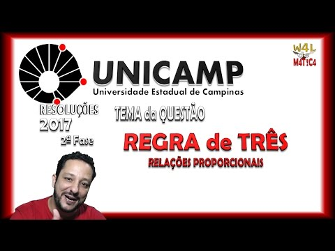 UNICAMP 2017 - 2ª Fase | Q.13 -