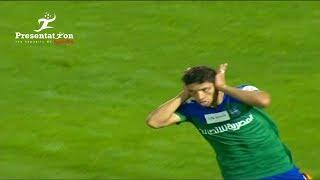 """الهدف الأول لـ مصر المقاصة امام بتروجيت """" محمد مسعد """" الجولة الـ 10 الدوري المصري"""