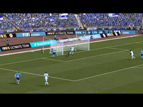 Fifa 15 - Goalkeeper Fail !  Good Job EA !
