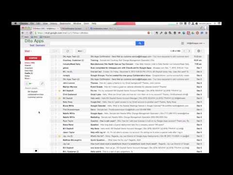 Sending messages from a Google Group's email address in Gmail