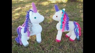 Unicornio Con Alas Pegaso Amigurumi Crochet Envio Gratis ...   180x320