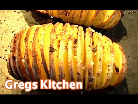 HOW TO MAKE POTATO CHIP THINGS - Greg's Kitchen