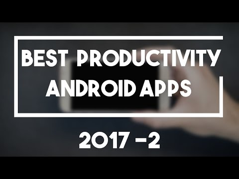 Top 5 Best Productivity Android Apps | Part -2