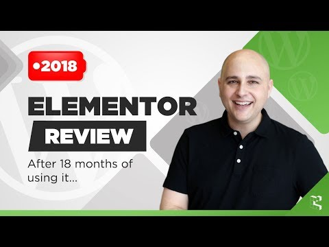 Elementor 2 Review & Comparison To Beaver Builder & Divi - Most In Depth (NEW 2018)