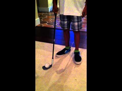 Golf Ball Balance