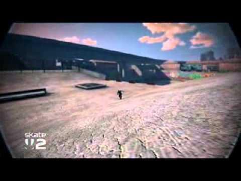 Skate 2   Fantasy Factory DLC Gap   x BlueRobot
