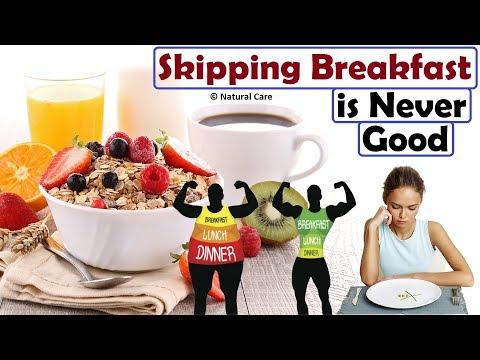 Skipping Breakfast is Never Good