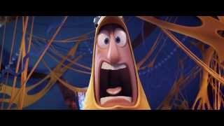 CLOUDY WITH A CHANCE OF MEATBALLS - Clip: Scream - At Cinemas October 25