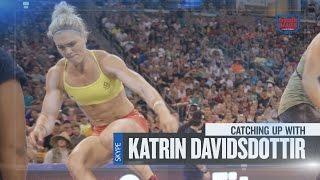 Catching Up With Katrin Davidsdottir