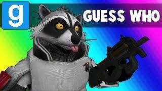Gmod Guess Who Funny Moments - No Nonsense TSA (Garry's Mod)