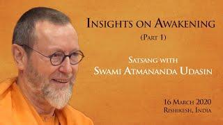 Insights on Awakening (Part 1)